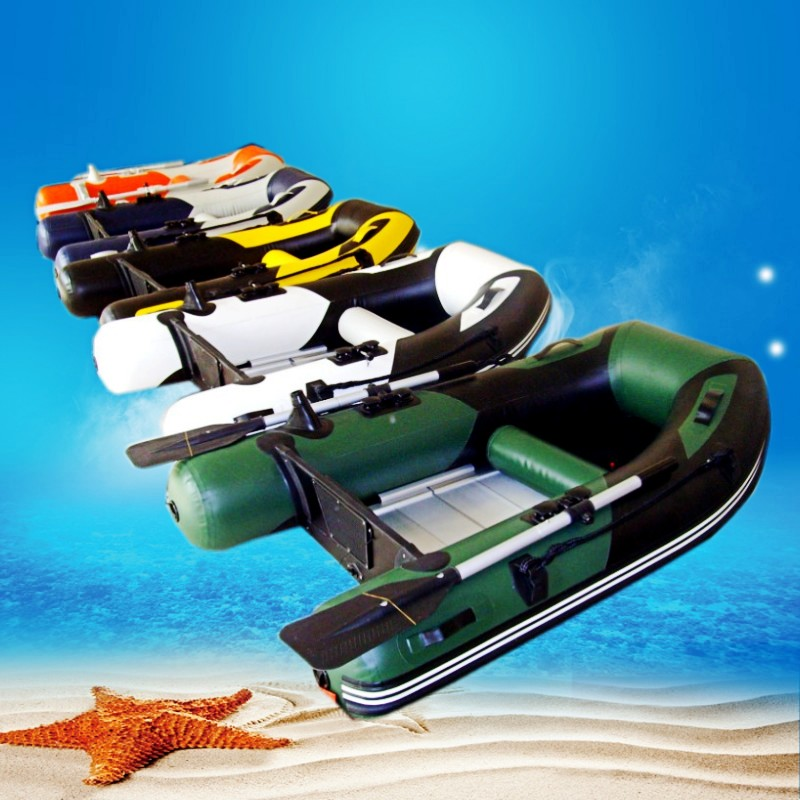 Best selling mini belly boat fishing small inflatable for Rubber boats for fishing