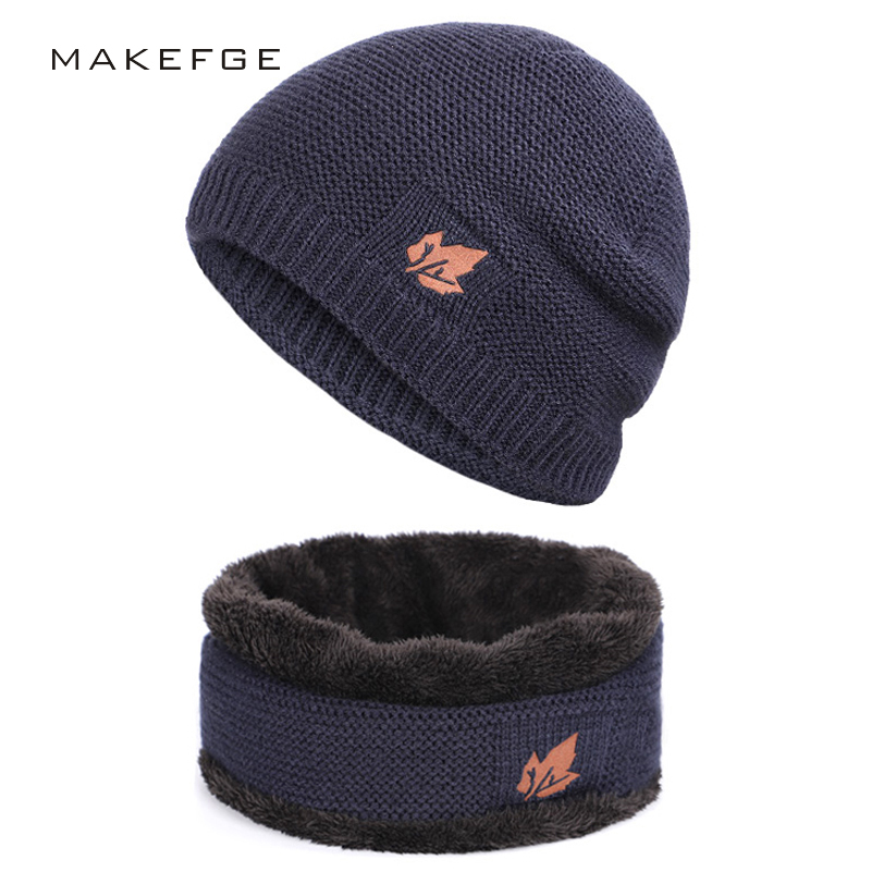 6f6c267beae904 2018 Brand bone men's Winter Hat knitted wool beanies men Hip-Hop capTurban  Caps Skullies Balaclava Hats For women gorros Rated