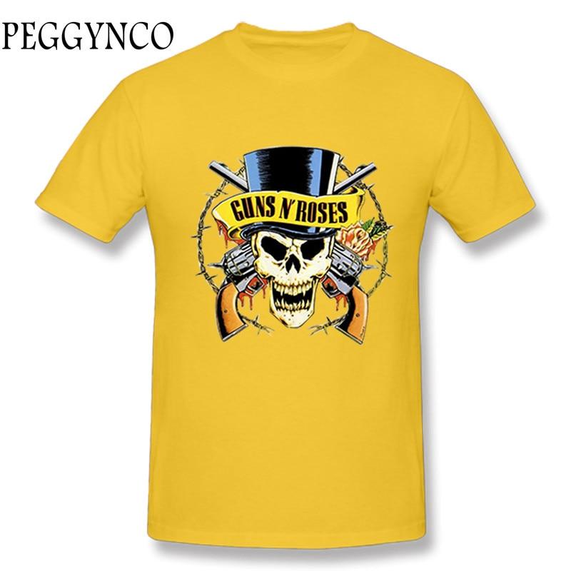 2017 New Arrive Funny Guns N Roses Funny T Shirt for women