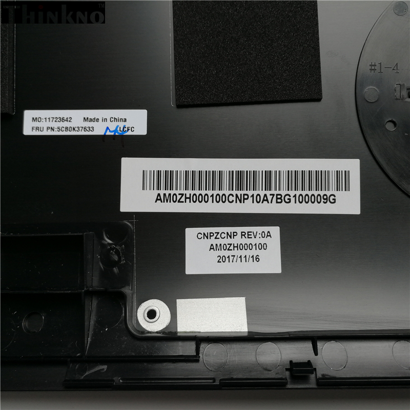New AM0ZH000100 for Lenovo Y700-17 Y700-17ISK Base Cover Bottom Lower Case