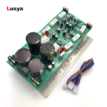 HIFI SanKen1494/3858 Power Amplifier Board 450W+450W 2.0 Stereo channel AMP Mono 800W Audio Amplifier Board AC24-36V T0003