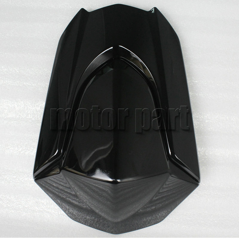 For 2009-2015 Suzuki GSXR1000 GSXR 1000 K9 Motorcycle Pillion Rear Seat Cover Cowl Black 2012 2013 2014 09 10 11 12 13 14 15 в мире науки 9 2009