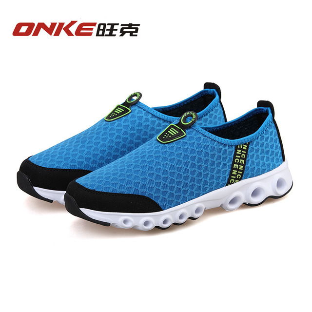 New Listing Hot Sales high quality fashion brand onke summer Nesh Breathable  men  casual shoes lovers shoes jx0139