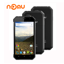 Nomu S30 4GLTE MTK6755 Octa-core 5.5inch Mobile phone RAM4GB ROM 64GB 1920 x 1080 Android 6.0 Waterproof 5000mAh Cell Phones