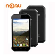 Ному S30 4 GLTE MTK6755 Octa-core 5.5 дюймовый Мобильный телефон RAM4GB ROM 64 ГБ 1920×1080 Android 6.0 Водонепроницаемый 5000 мАч Сотовых Телефонов