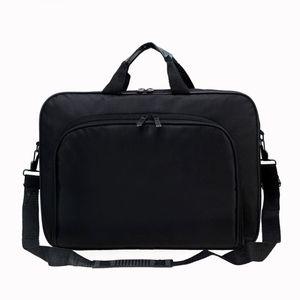 Good Quality New Fashsion Men Women Briefcase Bag 15.6 Inch Laptop Messenger Bag Unisex Business Office Bag