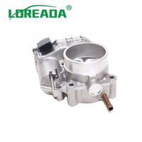LOREADA Throttle body vavle for OPEL: Vectra 2.4 16v/ Zafira 2.0 Flex 93338177 0280750237