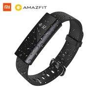 Original Xiaomi Amazfit Arc Smart Band Huami Smart Bracelet OLED Fitness Tracker IP67 Waterproof 20 Days Long Life PK Mi Band 2