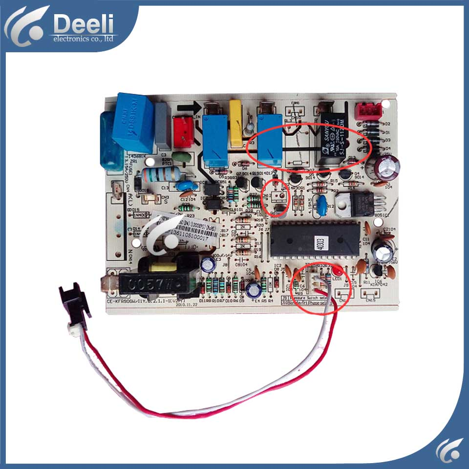 new good working for air conditioning board CE-KFR90GW/I1Y CE-KFR61W/N1-210(C9)-W pc board control board цены