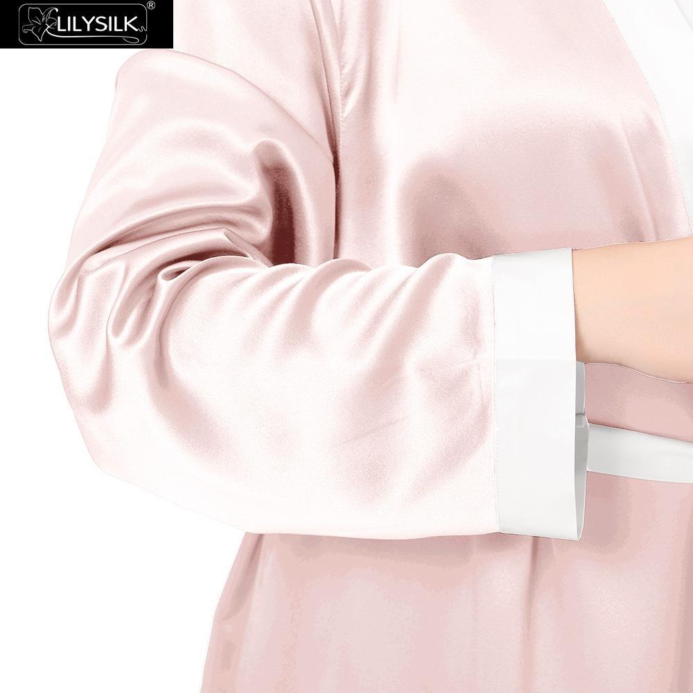 1000-light-pink-22-momme-reverse-trim-mid-length-silk-robe-plus-size-04