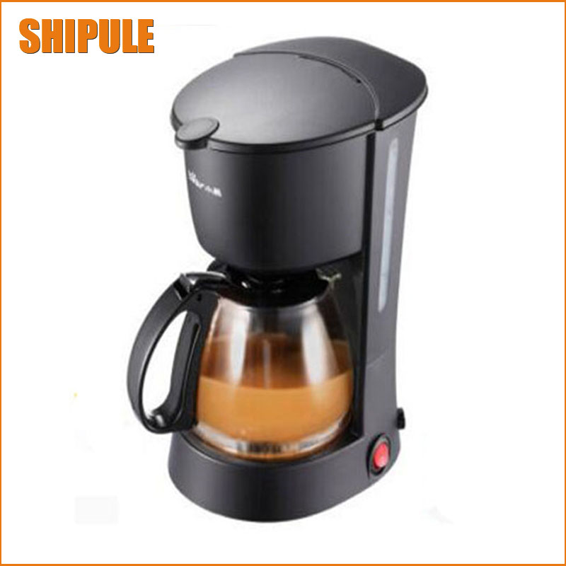 drip coffee maker  express Fully automatic coffee machine Kitchen Appliances home intelligent fully automatic american style coffee machine drip type small is grinding ice cream teapot one machine