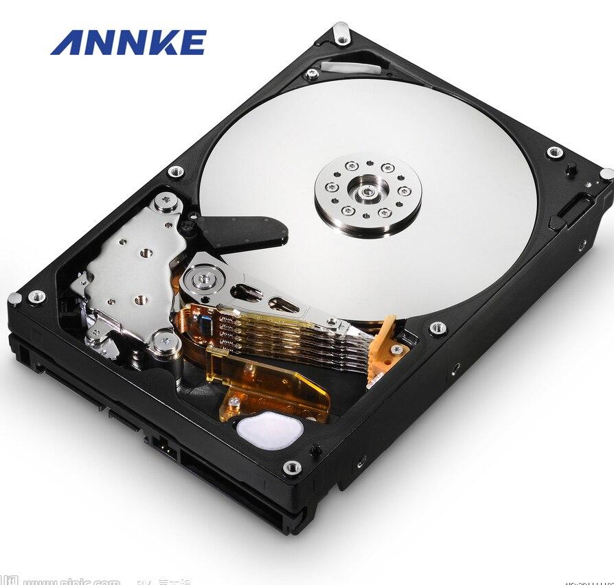 imágenes para Annke 3.5 pulgadas 1000g 1 tb 5700 rpm sata disco duro interno hdd para cctv cámara de vigilancia cctv sistema de seguridad