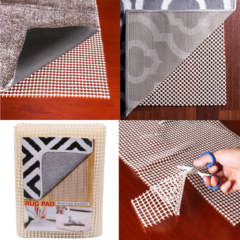Car Styling Interior Rubber Mat Accessories 9pcs SUPAREE Non-slip Car Cup Mat with flame retardant durability