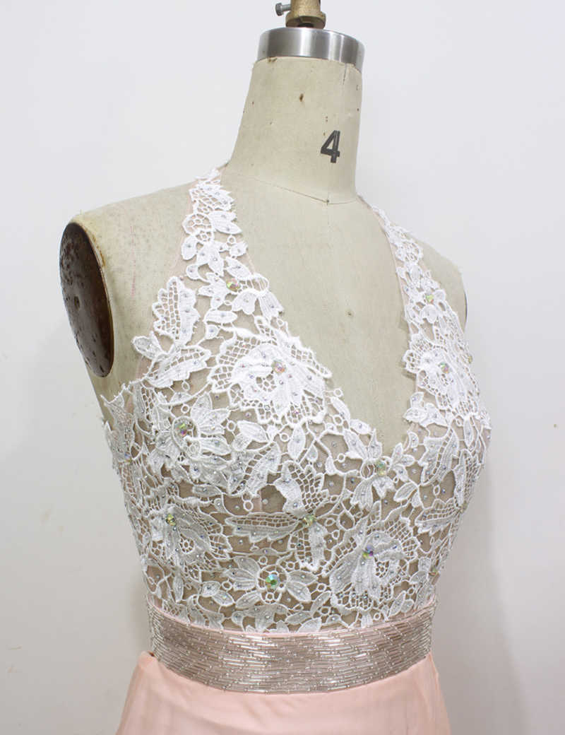 100% Real Photo Dài Evening Dress Backless Sexy Prom Dresses 2015 robes de soiree longue Cộng Với Kích Thước abendkleider