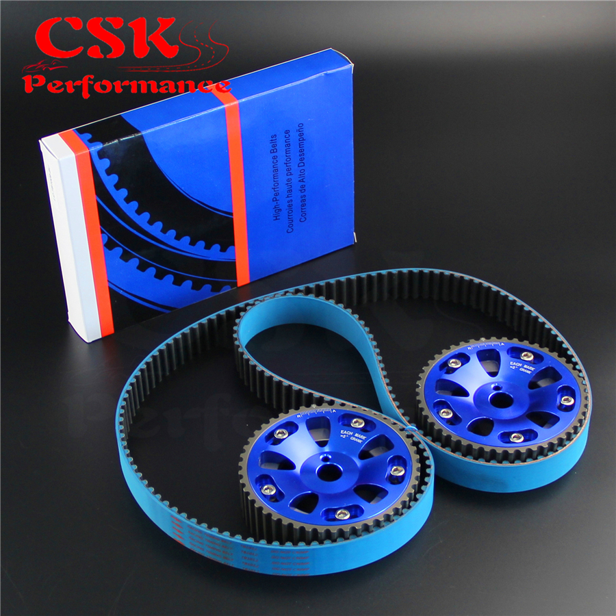 Cam Gear w/ Timing Belt Kit Fits For Toyota MR2 3S GE 174T 97 99/98 05 Celica VVTI