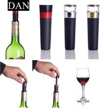 Bottle Vacuum Sealer Plastic Wine Beer Champagne Air Saver