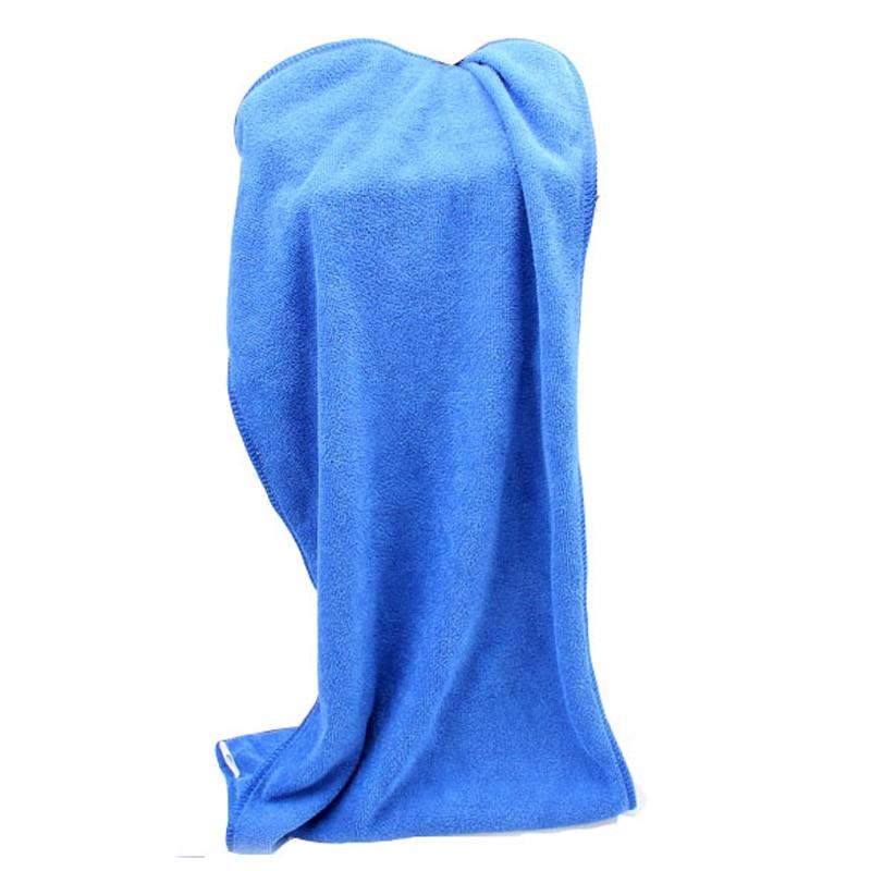 Car Wipe Cloth Wash Cleaner Cleaning Towel Car Clean Cloth 30X70CM ME3L