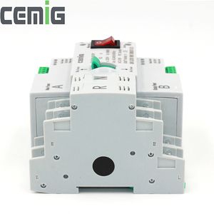 Image 5 - ATS Dual Power Automatic Transfer Switch Uninterrupted Power SMGQ2 63/2P AC 230V 16A to 63A Household 35mm Rail Installation