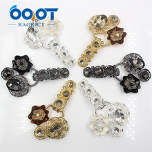 1710197,1pc svery beautiful fashion Fur buttons,coat buttons.Rhinestone buttons.Platypus glass with a diamond buckle,Accessories