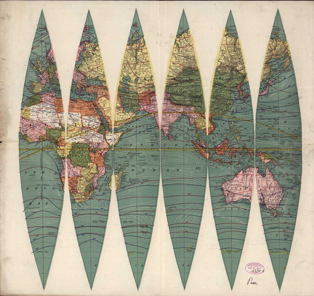 Online kaufen großhandel asien wand karte aus china asien wand ...