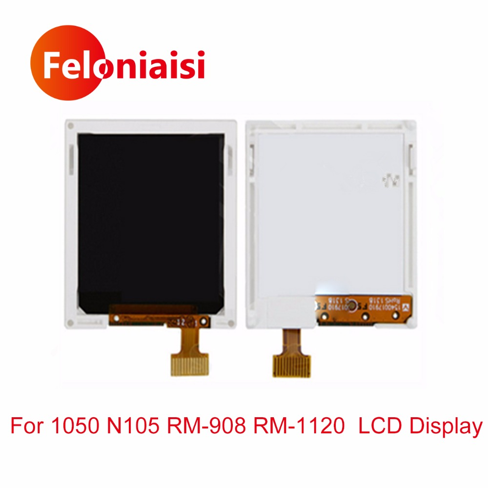 High Quality 1.4 For Nokia 1050 N105 105 RM-908 RM-1120 LCD Display Screen Free Shipping