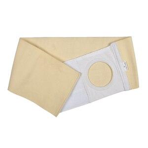 Image 4 - Ostomi karın kemeri Brace bel desteği aşınma karın stoma düzeltmek için çanta ve önlemek parastomal fıtık geri brace CE