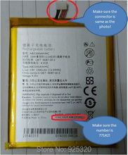 Free shipping Original battery For PHILIPS W8510 cellphone AB3300AWMC for Xenium CTW8510 Mobile phone