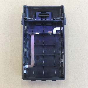 Image 3 - honghuismart Battery case 5XAA with belt clip for Wouxun KG UVD1P,KG669P 679P 639P 689P 839 KG UV6D etc walkie talkie KG 2A 1