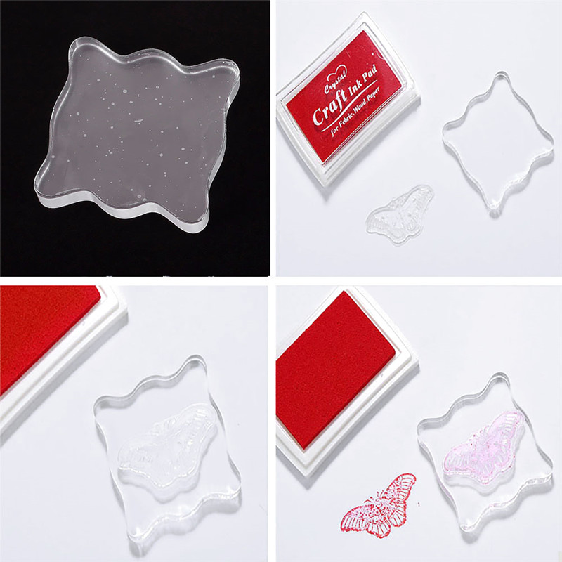 Parts & Accessories New Transparent Silicone Clear Rubber Stamp Scrapbooking Diy Cute Pattern Photo Album Paper Card Decor Bathing Girl Stamp Making Things Convenient For Customers