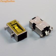 ChengHaoRan 1 ADET Için Dizüstü dc güç jakı Lenovo 100 14IBD 100 15IBD soketli konnektör DC jack konnektörü şarj portu