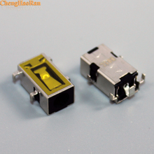 цены ChengHaoRan 1PCS Laptop dc power jack For Lenovo 100-14IBD 100-15IBD SOCKET CONNECTOR DC JACK Connector charging port