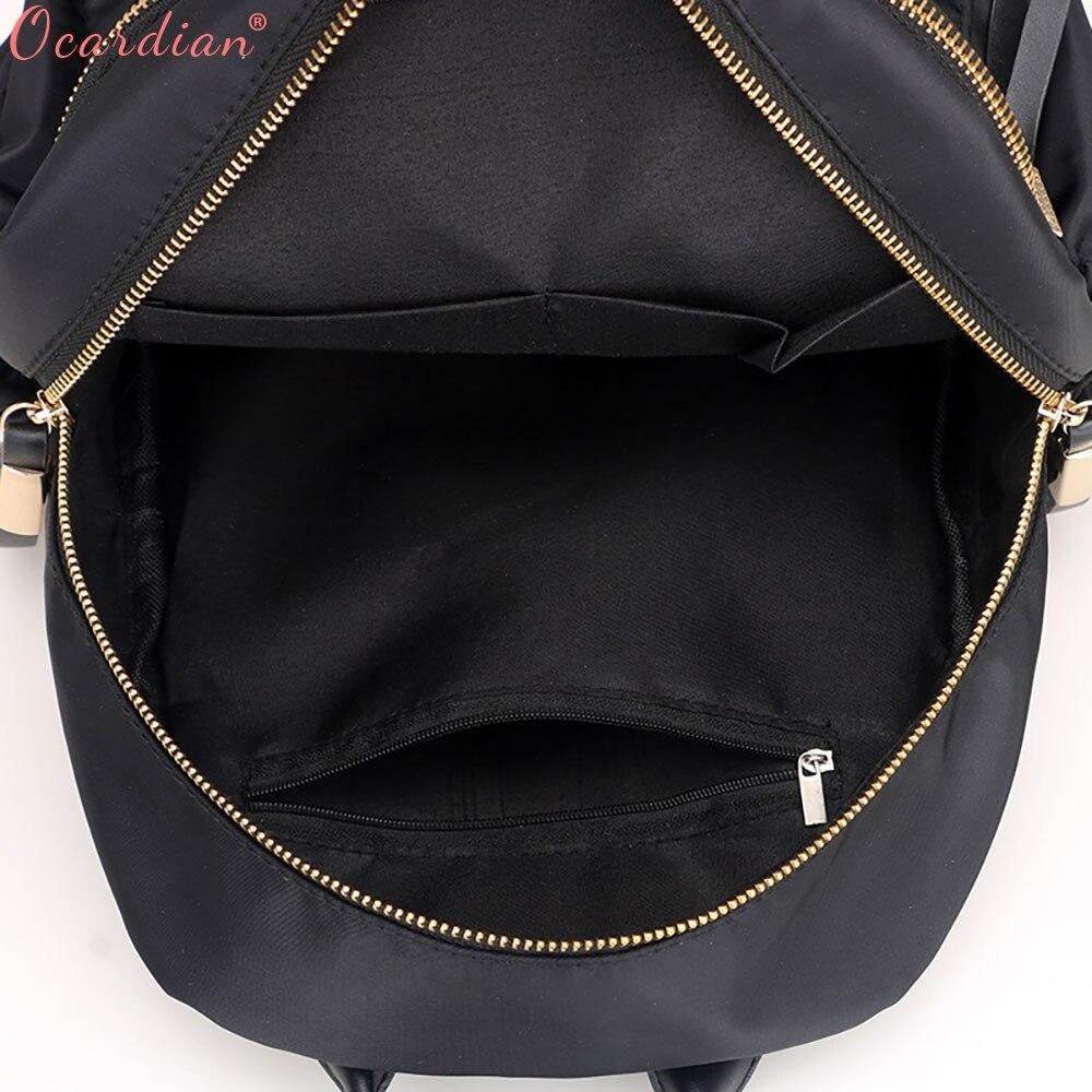 Ocardian Backpacks Leisure Oxford Backpack Women Backpack Female For School In Korean Style Backpack Female Jl 17 #5