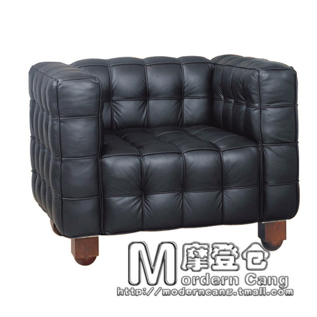 Warehouse design modern classic master bit Sofa 2S single sofa Cubas ...