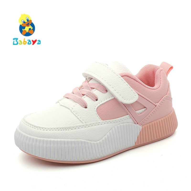 Kids Sports Shoes Girls Sneakers 2017 New Spring Breathable Children Casual Shoes Girls Sneakers Fashion Boys Running Shoes 2017 babaya children canvas shoes girls sneakers boys tenis infantil light casual running sports shoes flat breathable loafer