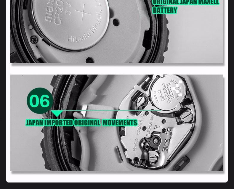 Mens Watch Brand LOGO Luxury