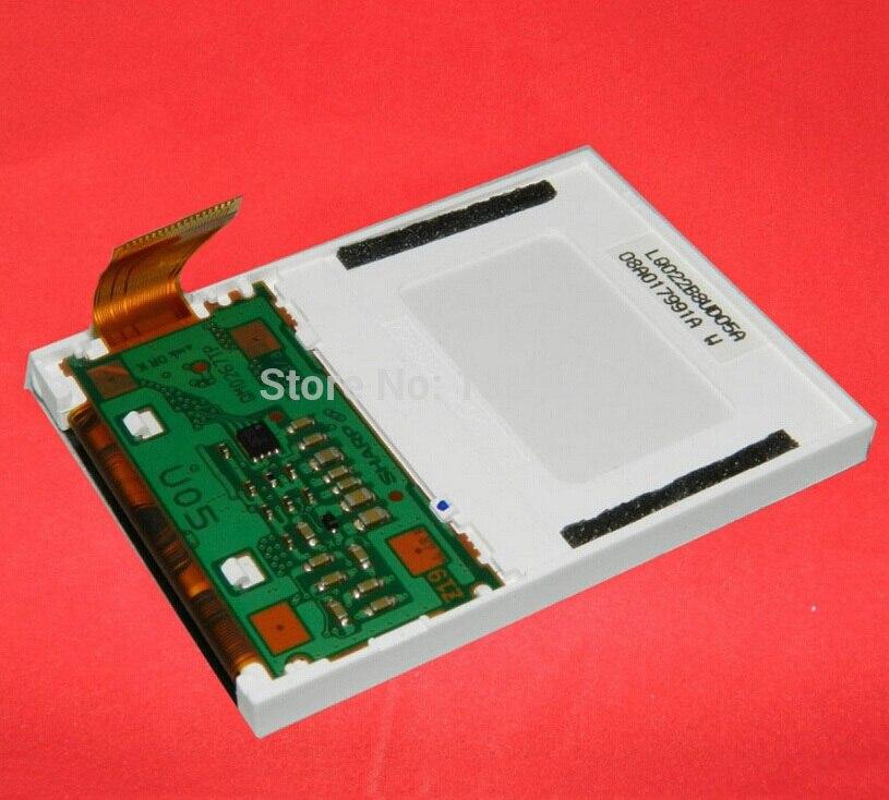 Free shipping Original 2.2 inch lcd for sharp LQ022B8UD05 GPS lcd screen display panel