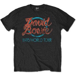 Мужская футболка с круглым вырезом David Bowie, черная классная футболка с круглым вырезом и логотипом на любой размер