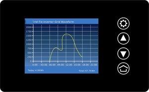Image 5 - Mppt 2000 ワット 2KW 風力発電グリッドタイインバーターダンプ負荷コントローラ/抵抗 3 相 48v 60v 72 風力タービン発電機