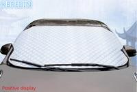 HOT Car Styling High quality Foldable Car Windshield Sun Shade for ALFA ROMEO 147 159 156 mito giulietta 166 Accessories