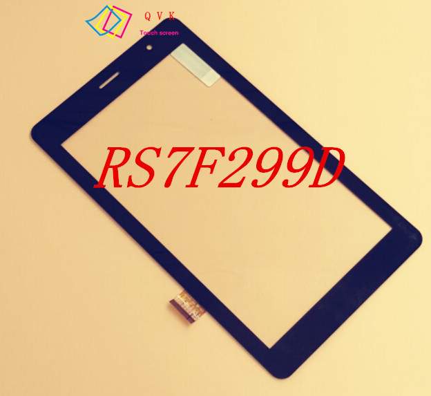 original RAYSENS RS7F299D_V2.1  tablet pc capacitive touch screen panel  glass digitizer for iconbit NT-3702S tablet pc iconbit nettab matrix hd white nt 0708m