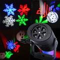 Natal projetor laser dj led luz de palco coração morcego aranha neve bowknot partido paisagem luzes do jardim da lâmpada ao ar livre iluminação