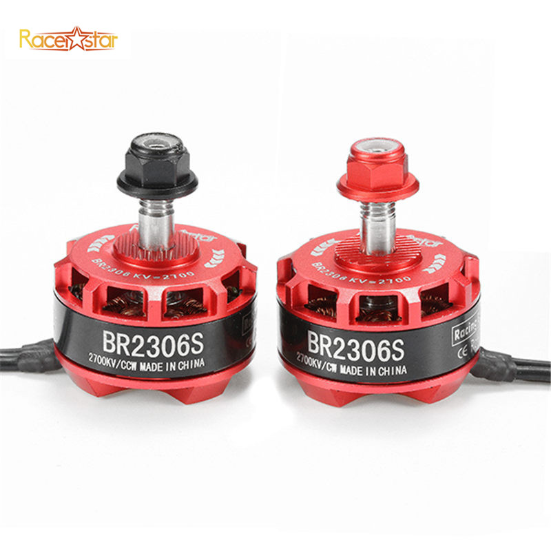 High Quality Racerstar Racing Edition 2306 BR2306S 2700KV 2-4S Brushless Motor For RC Toys X210 X220 250 FPV Racer Drone touchstone teacher s edition 4 with audio cd
