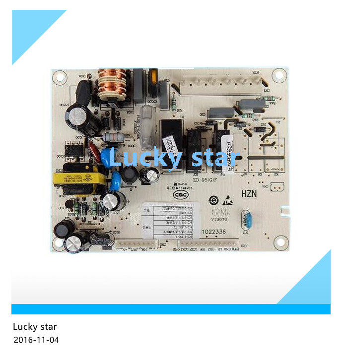 95% new for Haier refrigerator computer board circuit board BCD-215DK 215ADL 0064001042A driver board good working 98% new for haier refrigerator computer board circuit board bcd 301ws bcd 301w 0064001333a driver board good working