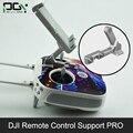 Dji phantom 4 3 inspire1 pgytech acessórios bracket mount holder modelo rc quadcopter controle remoto suporte de prata preto pro