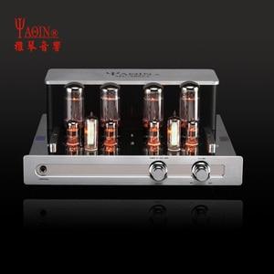 Image 3 - Yaqin MC 5881A amplificador de tubo de alta fidelidade áudio estéreo tubo de vácuo amplificador de tubo de pré amplificador em casa tubo de áudio amp