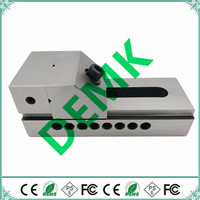 QKG125 / 5 5 inches vise,High precision CNC vise for machine tool,surface grinding machine,milling machine,edm machine etc