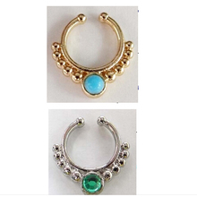 2015 Real Special Offer Trendy Plant Fake Piercing Clip