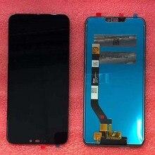 6.26 orijinal lcd Asus Zenfone Max Için M2 lcd ekran dokunmatik ekranlı sayısallaştırıcı grup Zenfone Max Için M2 ZB633KL/ZB632KL + Çerçeve