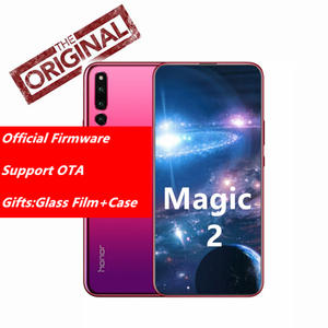 Honor Magic 2 Smartphone 6.39 inch Full Screen 2340x1080 Magic UI 2.0 Octa Core 3500 mAh 6*Cameras Cell Phone