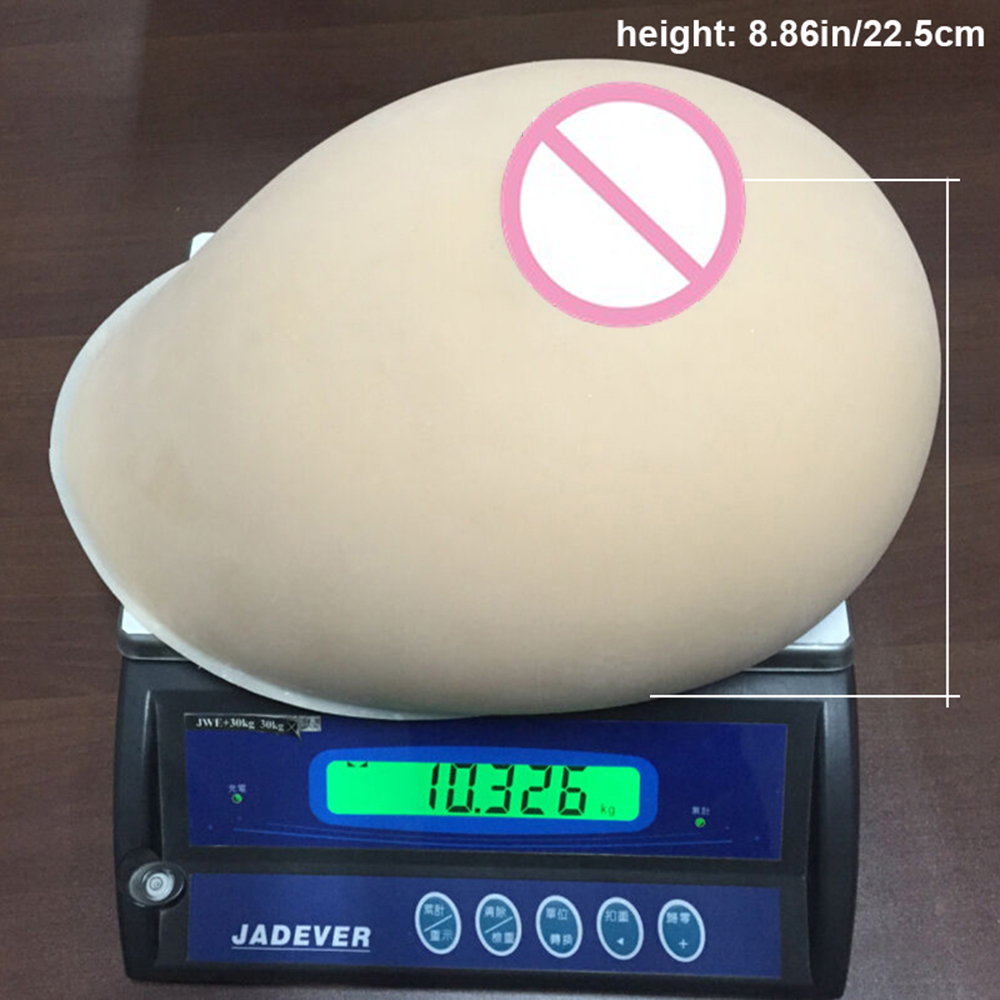 IVITA 23XL 20KG Large Realistic Fake Boobs Silicone Breast Forms Simulation for Crossdressers Drag Queen Huge Breasts Cosplay ivita 3600g huge fake boobs realistic silicone breast forms false breasts for men crossdressers enhancer mastectomy crossdress